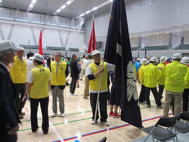 都民大会開会式 |三鷹市体育協会